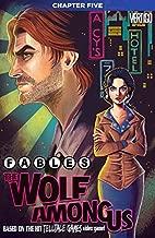 Fables: The Wolf Among Us #5 (Fables: The Wolf Among Us (2014-))