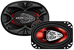 BOSS Audio Systems CH4630 Car Speakers - 250 Watts of Power Per Pair and 125 Watts Each
