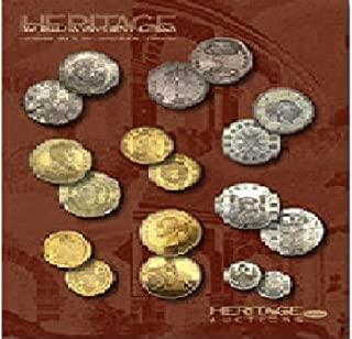Heritage Auctions World and Ancient Coins #3015:The Rubicon Collection of Roman Coins