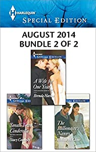 Harlequin Special Edition August 2014 - Bundle 2 of 2: An Anthology