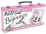 Royal & Langnickel - Maletín de pintura acrílica para principiantes