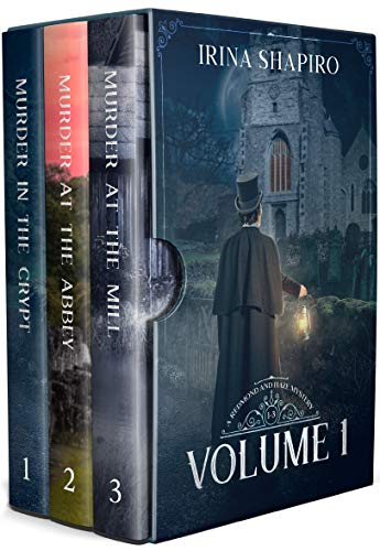 Redmond and Haze Mysteries Box Set Volume 1: Books 1-3 (English Edition)