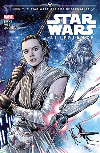 Amazon Com Journey To Star Wars The Rise Of Skywalker Allegiance Journey To Star Wars The Rise Of Skywalker Allegiance 2019 Ebook Sacks Ethan Classified Checchetto Marco Ross Luke Sacks Ethan