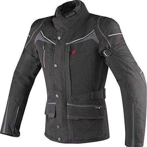 Dainese 1654603_Y20_116 Chaqueta para moto, Negro/Ébano, 116