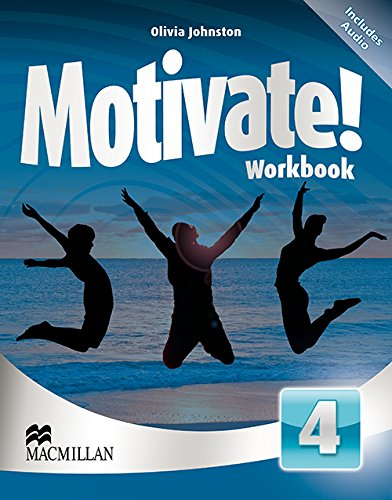 Motivate! Workbook With Audio CD-4(2)