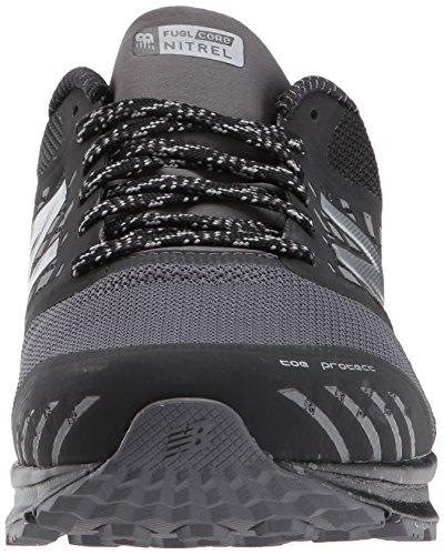 New Balance Men's Nitrel v1 FuelCore Trail Running Shoe, Dark Covert Green, 10 4E US