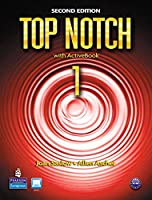 Top Notch (2E) Level 1 Student Book with Active Book CD-ROM