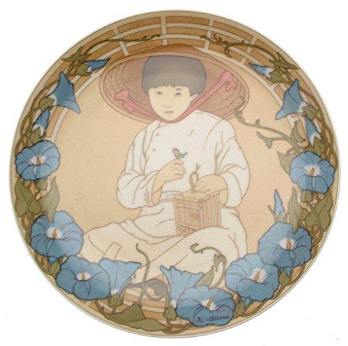 Unicef Heinrich Collector Teller Kinder der Welt Asien cp1133Nr. 2