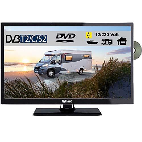 Gelhard GTV2442 LED Fernseher 24 Zoll...