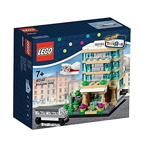LEGO, Bricktober 2015, Exclusive Bricktober Hotel #1/4 (40141) by