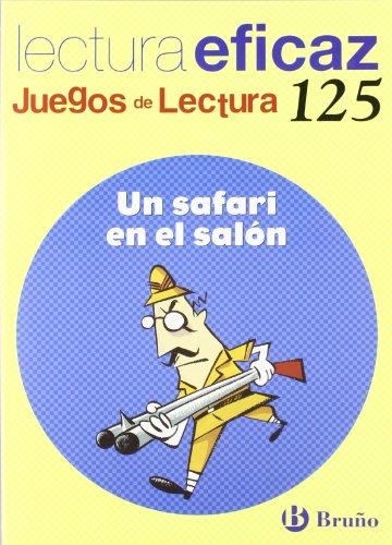 Un safari en el salón Juego de Lectura (Castellano - Material Complementario - Juegos De Lectura) - 9788421660195