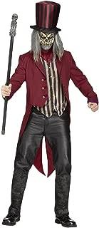 Fun World Adult Freak Show Ringmaster Costume