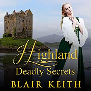 Highland Deadly Secrets cover art