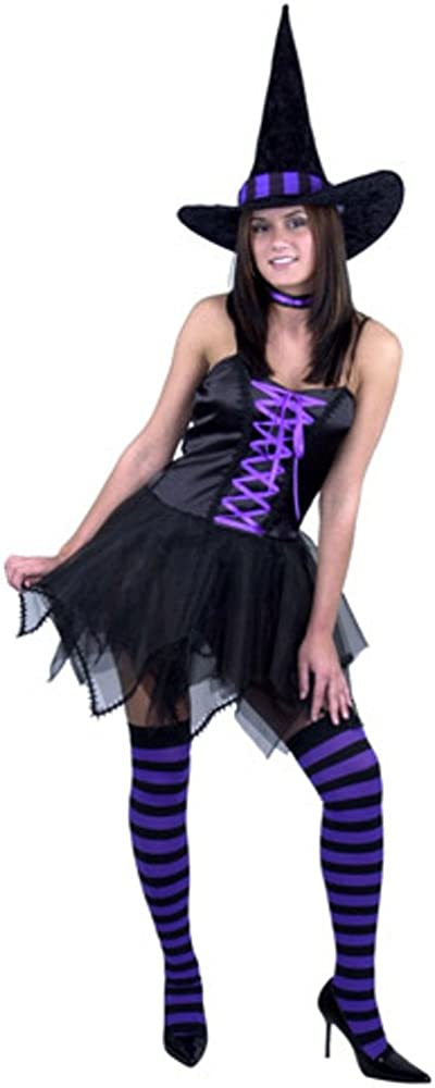 Adult Pixie Witch Costume 2021 spring and summer new Size: 11-13 5% OFF Large