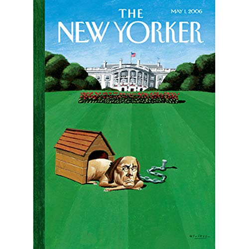 The New Yorker (May 1, 2006) audiobook cover art