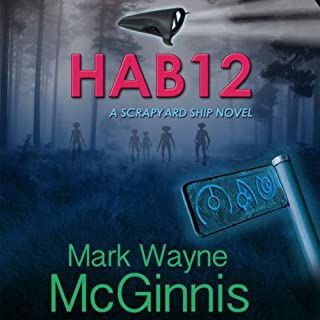 HAB 12 audiobook cover art