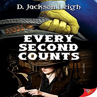 Every Second Counts audiobook cover art