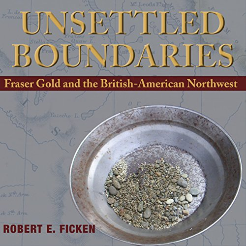 Unsettled Boundaries audiobook cover art