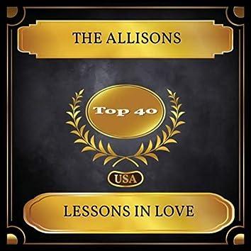Lessons In Love (Billboard Hot 100 - No. 30)