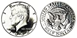 One (1) 90% silver Kennedy half dollar from 1964 Brilliant Uncirculated condition, with strong luster and no wear Each coin measures 30.6mm in diameter, weighs 12.5g, and is made of .900 fine silver Designed to commemorate President John F Kennedy, r...