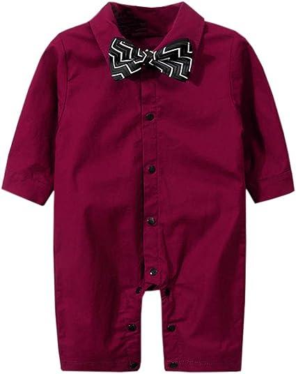 Fairy Baby Toddler Boys 2PCS Clothes Gentleman Outfit Formal Plaid Tuxedo Suit Set