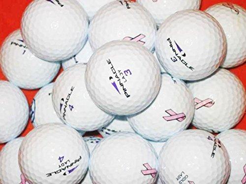 LBC Sports 100Pinnacle Lady/Ribbon Blanc Balles de golf...