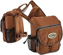 Weaver Leather Trail Gear Pommel Bag, Brown