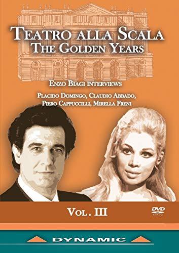 Teatro Alla Scala: The Golden Years, Vol. 3 [Dvd]