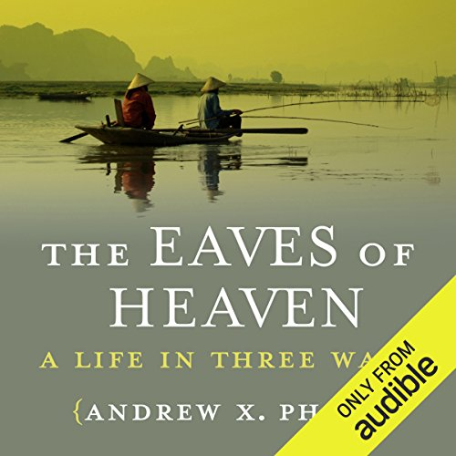 The Eaves of Heaven audiobook cover art
