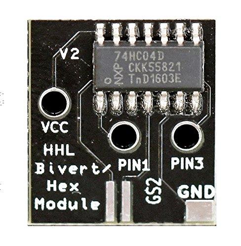 初代ゲームボーイ GB液晶の白黒表示を反転させるモジュール Game Boy Bivert Module V2 for DMG/Pocket [SRPJ1854]
