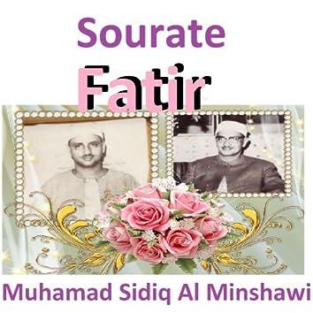 Sourate Fatir (Quran - Coran - Islam)