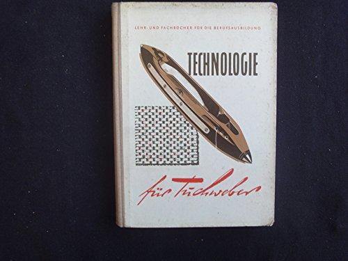 Technologie Für Tuchweber.