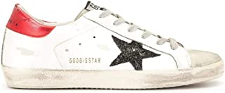 Golden Goose Luxury Fashion Donna GWF00101F00014780170 Bianco Pelle Sneakers   Ss21