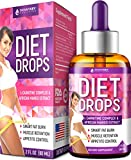 Weight Loss Drops for Women & Men - Made in USA - Natural Metabolism Booster Diet Drops - Appetite Suppressant & Fat Burner with L-Carnitine & African Mango - Metabolism Drops for Fat Loss