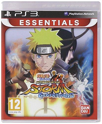 Namco Bandai Games Naruto Shippuden: Ultimate Ninja Storm - Generations, PlayStation 3