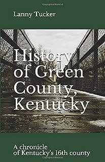 History of Green County, Kentucky