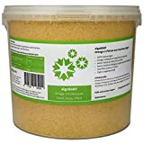 algoBarf - AlgoBarf - Alga Omega-3 Barrette Nude di alghe Additional Dog Horse Horse Cat (1,5 kg)