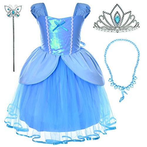 10个最好的幼儿服饰的女孩2吨公主2020年