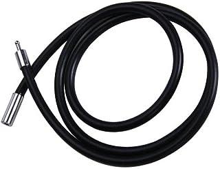 Caucho banda 2mm negro alrededor de 5m f caucho cadena caucho cuerda caucho nuevo