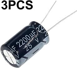 10pcs 2200µF 16V Radial Electrolytic Capacitor NICHICON VX 2200uF