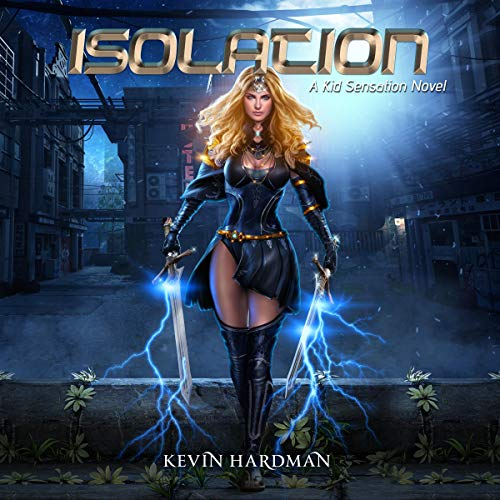 Isolation  By  cover art