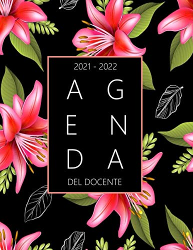 Agenda del Docente 2021/2022: Calendario Settimanale del Professore | A4 21 * 27cm, 170 pagine