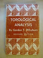 Topological Analysis.  Revised Edition 0691080542 Book Cover