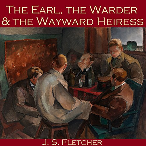The Earl, the Warder and the Wayward Heiress audiobook cover art