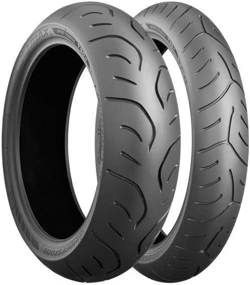 Bridgestone t30F TL L K1600GTL–70/120/70/R1758W–C/C/70DB–Neumáticos de verano (Moto)