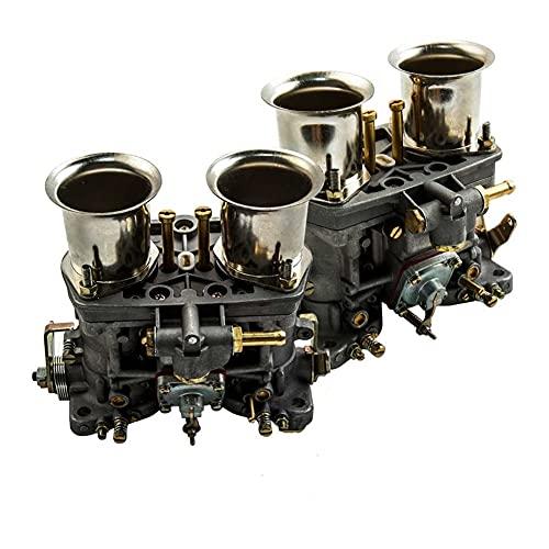 Carburadores Carburador 2 uds 44IDF con bocina aire para V&W/para Bug/para B&eetle/para...
