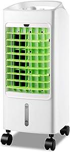 YZPLFS Portable Air Conditioner, AC Fan & Dehumidifier 3-in-1 Cool/Fan/Dehumidify, Quiet Energy Efficient Self Evaporation AC Unit for Single Room Use