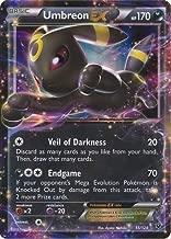 Pokemon - Umbreon-EX (55/124) - XY Fates Collide - Holo