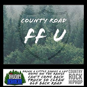 County Road FF U