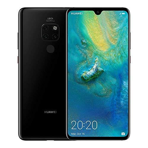 Huawei Mate20 128 GB/4 GB Dual SIM Smartphone - Black (West European)